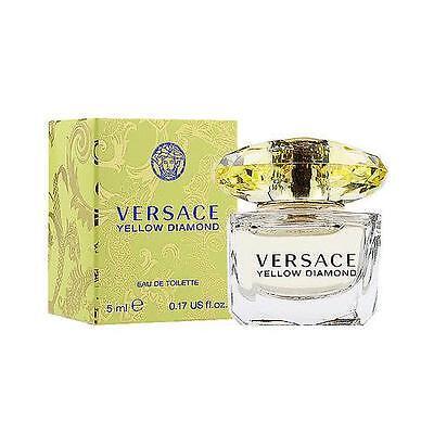 mini Yellow Diamond by Versace Perfume for Women edt Brand New In Box