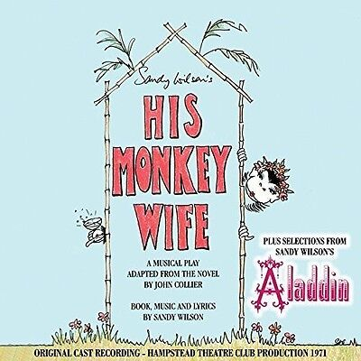 His Monkey Wife / Se - His Monkey Wife / Selections / O.L.C. [New CD]