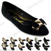 Flat Shoes Size 7