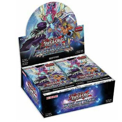 Duelist Pack Dimensional Guardians Booster Box-Brand New Sealed-Yugioh Yu-Gi-Oh!