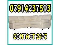 THIS WEEK SPECIAL OFFER LEATHER SOFA Range 3 & 2 or Corner Cash On Delivery 4342