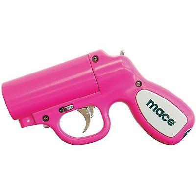 MACE PEPPER SPRAY GUN PINK