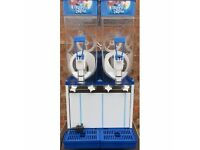 Italian Frosty slush machine 2x12ltr _buy from htsweets , cash and collection. come early get early