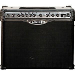 Line 6 Spider 2 75 Watt Guitar Amp