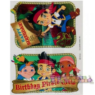 Jake And Neverland Pirates Decorations (JAKE and the NEVER LAND PIRATES MOVEABLE DECORATIONS ~Birthday Party)
