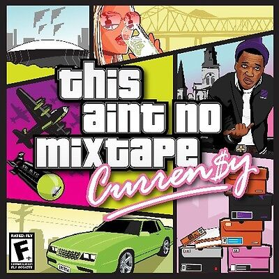 Curren$y, Currensy - This Ain't No Mixtape [New CD] Canada - (Curren Y This Ain T No Mixtape)