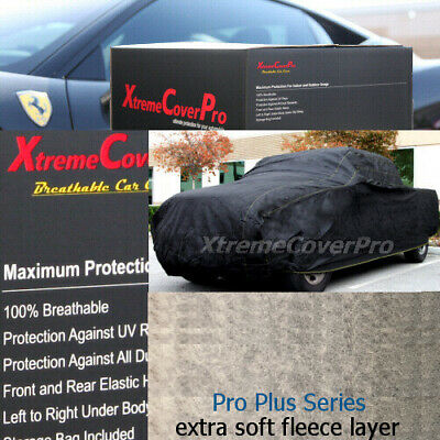 2016 2017 2018 2019 TOYOTA TACOMA DOUBLE CAB SHORT BED TRUCK Cover w/Fleece