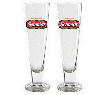 Schmidt Beer Tall Pilsner Kitchen - Dining & Bar Glassware Multi-Color Tall Pilsner