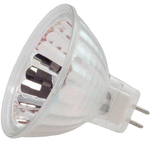 Fiber Optic Mr16 6v 5w Halogen Light Bulb Bi Pin Gx5 3 Gu5