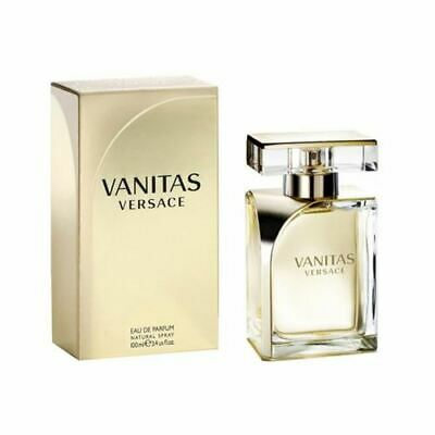 Versace Vanitas Eau de Parfum 100ml Spray New Boxed Sealed