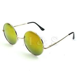 f66193f35d9 Gold Mirror Sunglasses