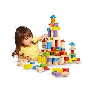 Imaginarium - Wooden Block Set - 150-Pieces