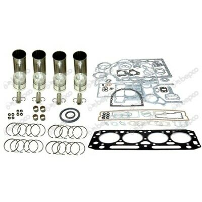 Massey Ferguson 175 180 Early 265 6500 Lift Engine Overhaul Kit Perkins A4.236