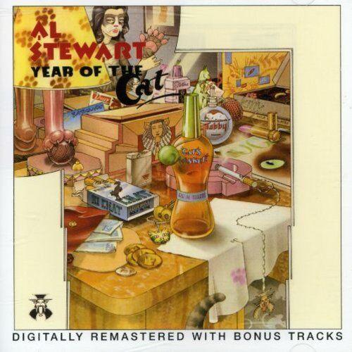 Al Stewart - Year of the Cat [New CD]