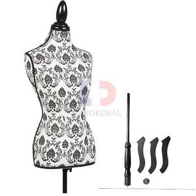 Premium Female Women Mannequin Torso Body Dress Dressmaker W Tripod Stand