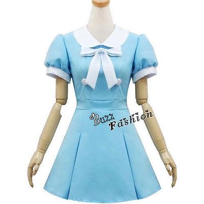 Inu × Boku SS Shirakiin Ririchiyo Lolita 2017 Cosplay Verkleidung Kostüme Kleid