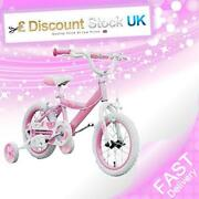 Girls 14 inch Bike