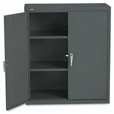 hon brigade adjustable shelves storage cabinet 36