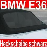 BMW E36 Cabrio Heckscheibe