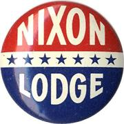 Nixon Lodge Pin