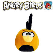 Orange Angry Bird