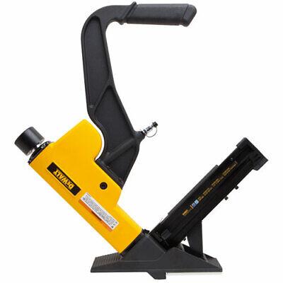 DEWALT DWFP12569R  2 in 1 Air Flooring Stapler and Cleat Nailer Nail -