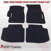 96 Civic Floor Mats