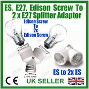 Edison Light Fitting
