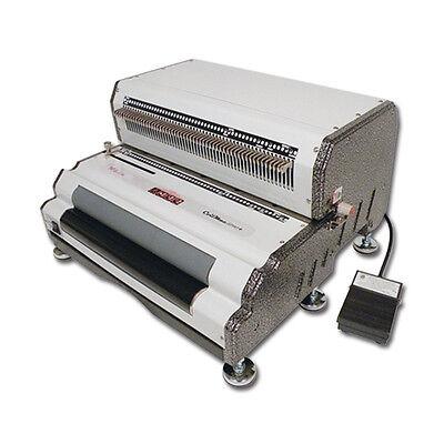 Akiles Coilmac Epi Coilpro 2000 Epi Coil Binding Machine