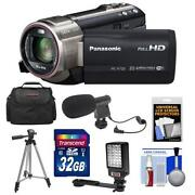 Panasonic HD Video Camera