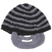 Beard Hat Knit