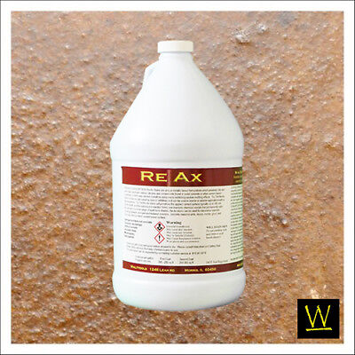 Walttools Re-ax Reactive Concrete Stain 1 Gal Redwood 12 Colors Available
