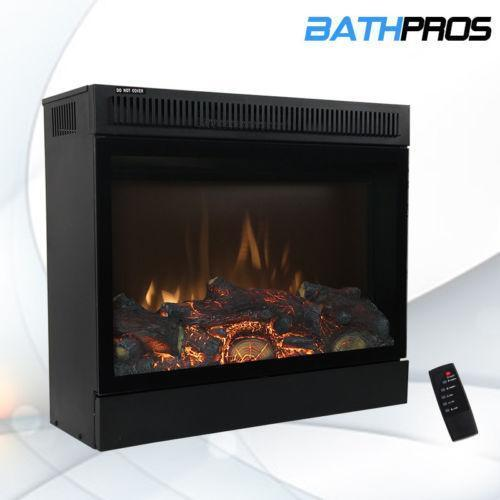 23 Electric Fireplace Insert Ebay