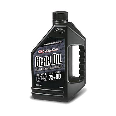 Maxima Synthetic Gear Oil 75W-90 - 1 Liter