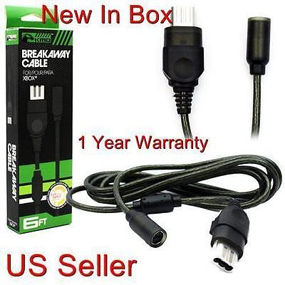Extension Cable Kit - NEW Controller Breakaway Extension Cable KIT FOR Xbox 6 FEET