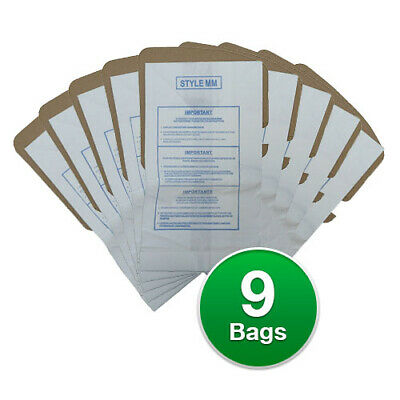 Envirocare Style MM Replacement Vacuum Bag for Eureka 3670 / 3680 Canister