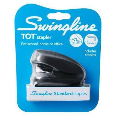 Swingline Tot Stapler Built-in Staple Remover 12 Sheet Capacity 1000 Staples