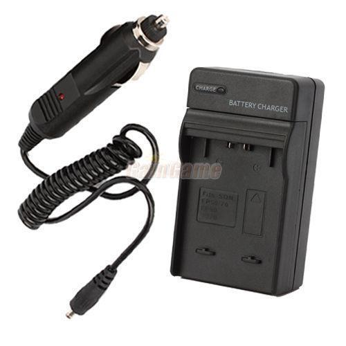 Sony Np Fv50 Charger Ebay