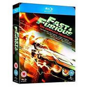 Fast and Furious Box Set