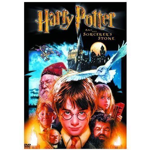 harry potter and the sorcerers stone dvd ebay. Black Bedroom Furniture Sets. Home Design Ideas