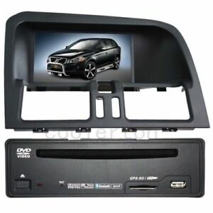 volvo xc60 hd touchscreen gps bluetooth dvd audio system