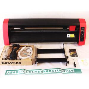 Good Quality Creation Pcut Vinyl Cutter/ Cutting Plotter CTO630 28 inch