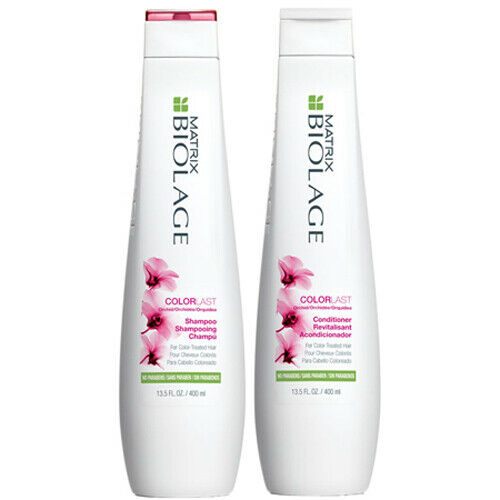 Matrix Biolage COLOR LAST Shampoo And Conditioner 13.5 oz du