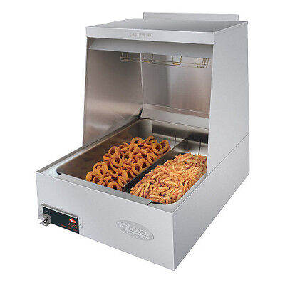 Hatco GRFHS-22 Electric Countertop French Fry Warmer with Scoop Holder