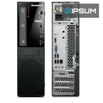 Lenovo ThinkCentre E73 | Intel Pentium | 4gb | 500gb HDD >Aa