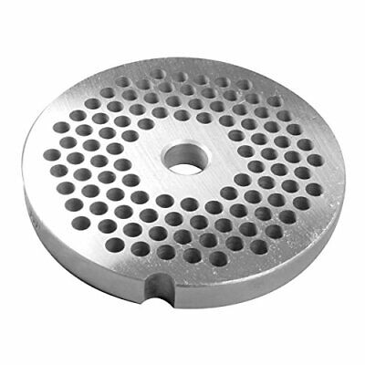 10/12 Stainless Steel Meat Grinder Plate (4.5mm) or 3/16