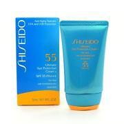 Shiseido SPF 55