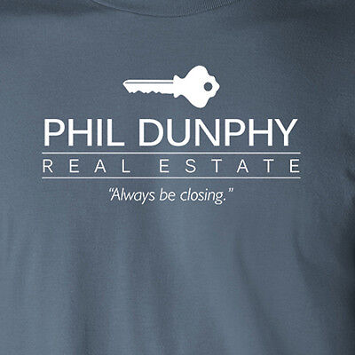 PHIL DUNPHY REAL ESTATE Always be Closing modern family realtor realty (Always Be Closing)
