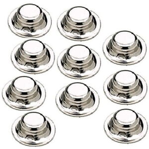 10-Pack-of-5-8-Inch-Zinc-Plated-Steel-Boat-Trailer-Roller-Shaft-Pal-Nuts