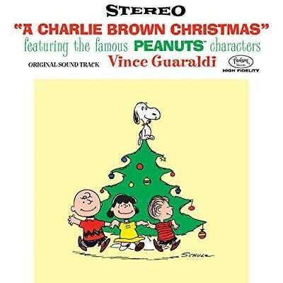 Vince Guaraldi - A Charlie Brown Christmas - New Sealed 180 gram Vinyl ()